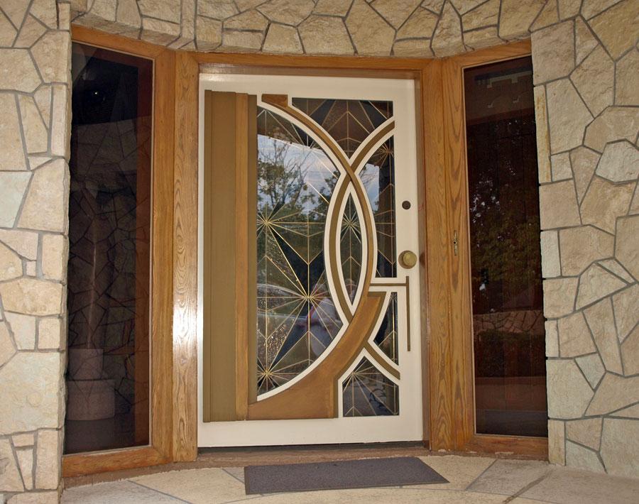 Home Front Door Elevation : عکس طرح ها و مدل های درب حیاط ورودی چوبی آهنی ساختمان
