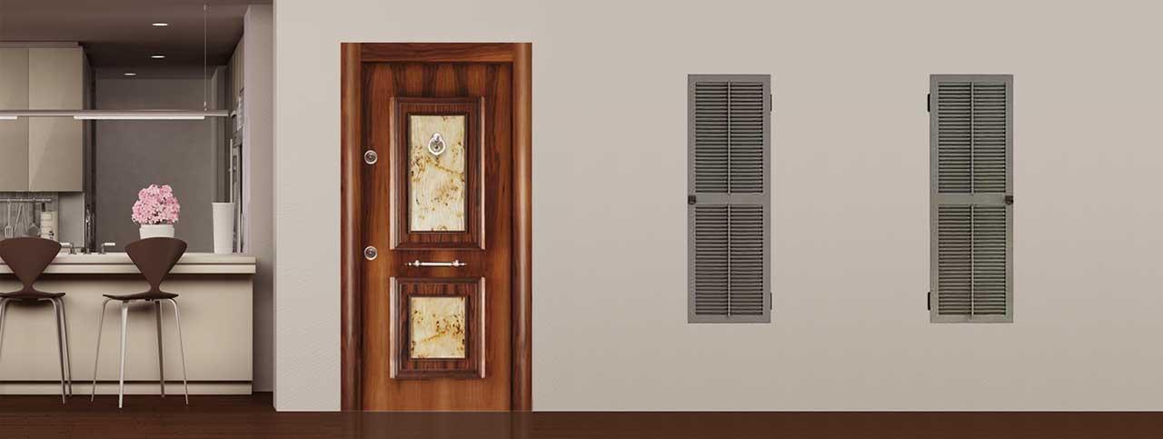 درب ضد سرقت, درب ساختمان, درب ضد آب