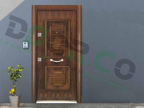 درب ضد سرقت برجسته لوکس 3114