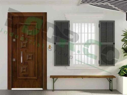درب ضد سرقت برجسته لوکس 3115