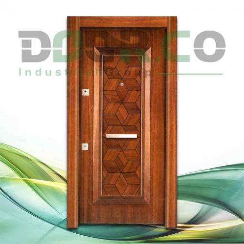 درب ضد سرقت برجسته کلاسیک کد 3201