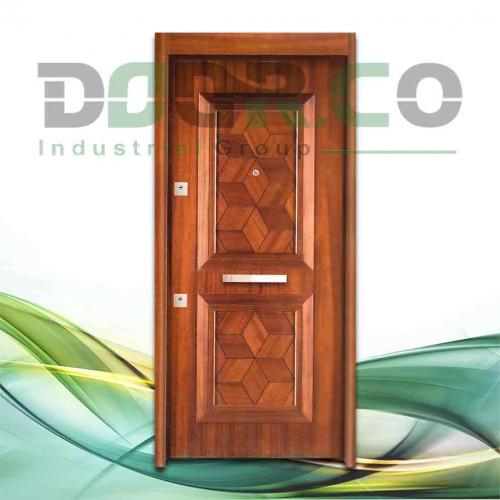درب ضد سرقت برجسته کلاسیک کد 3202