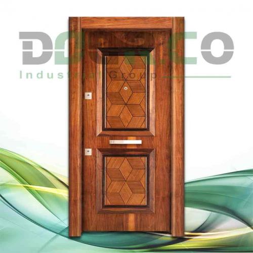 درب ضد سرقت برجسته کلاسیک کد 3204