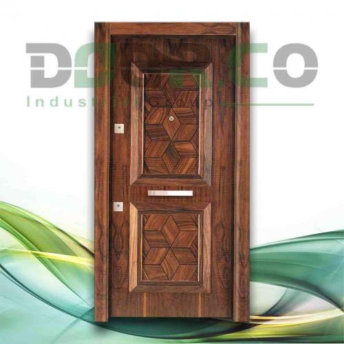 درب ضد سرقت برجسته کلاسیک کد 3206