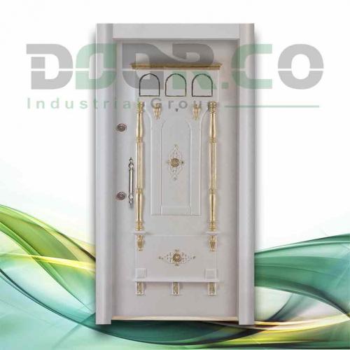 درب ضد سرقت برجسته کلاسیک کد 3207
