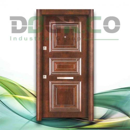 درب ضد سرقت برجسته کلاسیک کد 3208