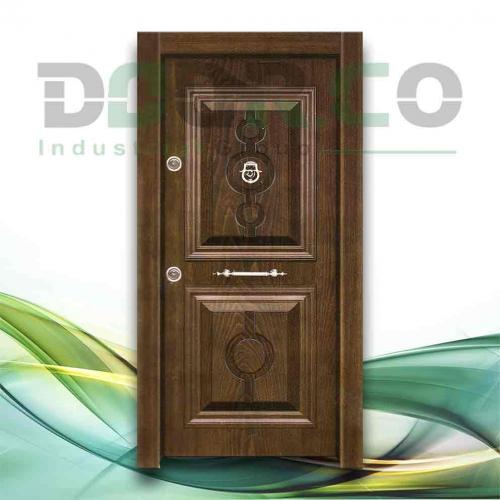 درب ضد سرقت برجسته کلاسیک کد 3213