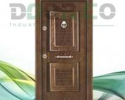 درب ضد سرقت برجسته کلاسیک کد 3215