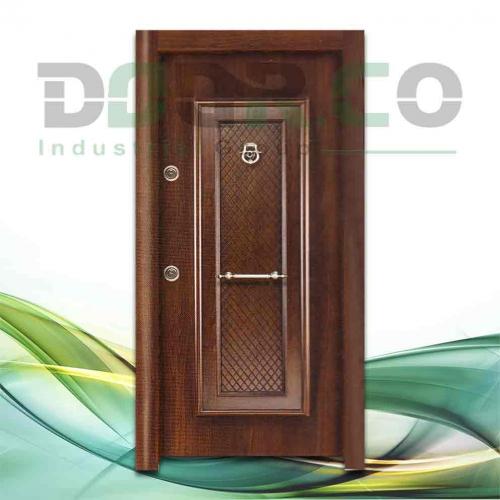 درب ضد سرقت برجسته کلاسیک کد 3218
