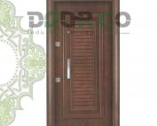 درب ضد سرقت نیم برجسته کد 3301