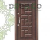 درب ضد سرقت نیم برجسته کد 3302