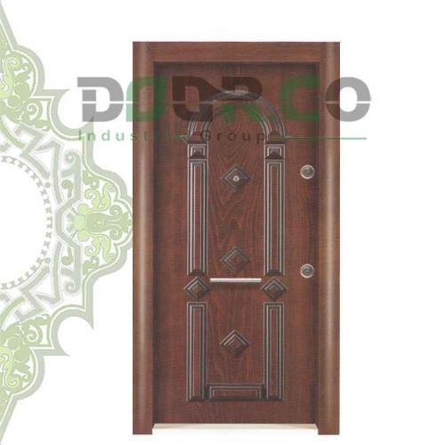 درب ضد سرقت نیم برجسته کد 3304