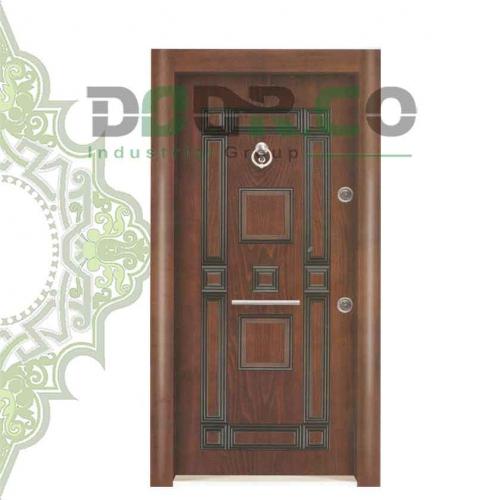 درب ضد سرقت نیم برجسته کد 3305