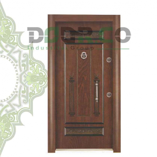 درب ضد سرقت نیم برجسته کد 3309