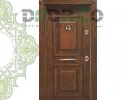 درب ضد سرقت نیم برجسته کد 3311