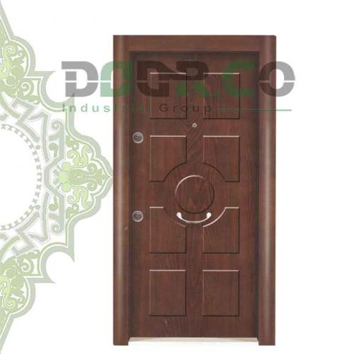 درب ضد سرقت نیم برجسته کد 3312