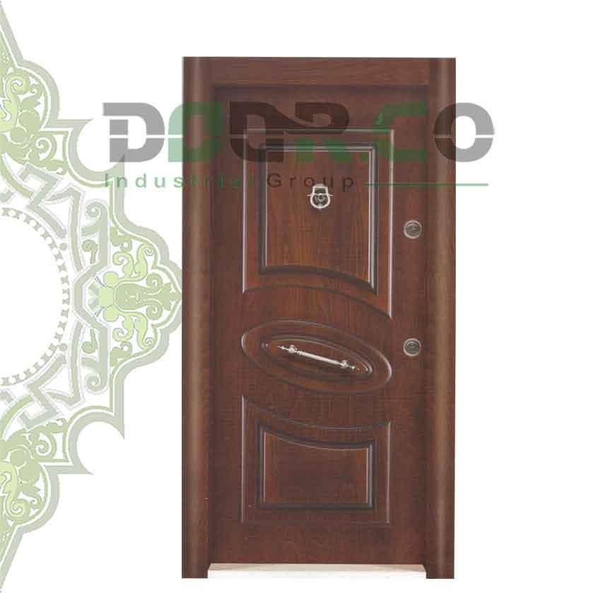 درب ضد سرقت نیم برجسته کد 3315