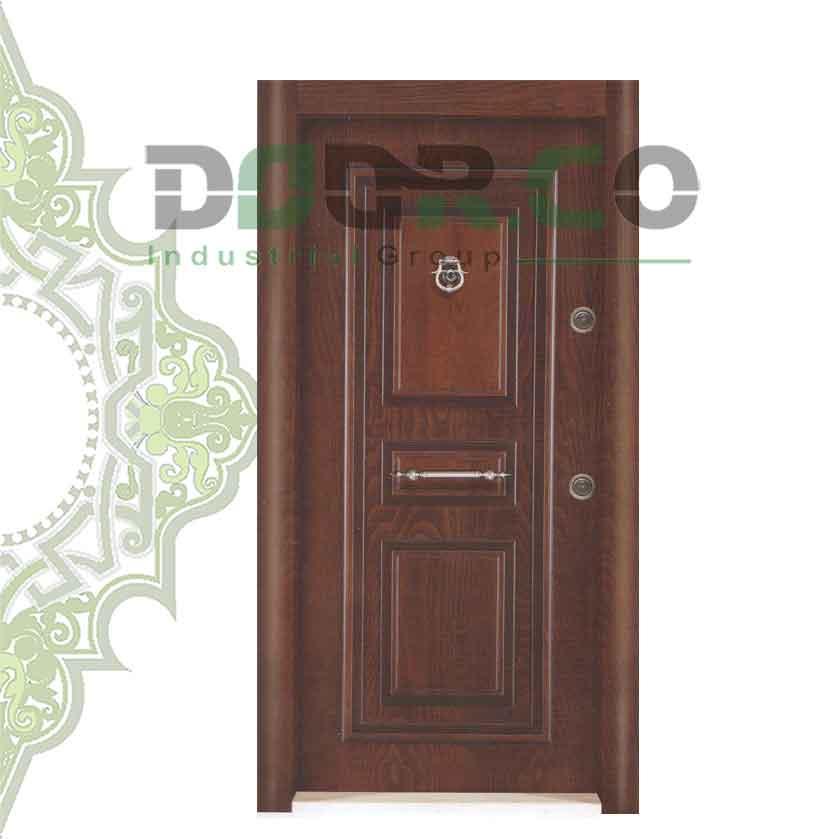 درب ضد سرقت نیم برجسته کد 3316
