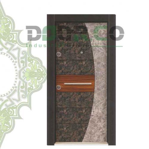 درب ضد سرقت لمینت کد 3404
