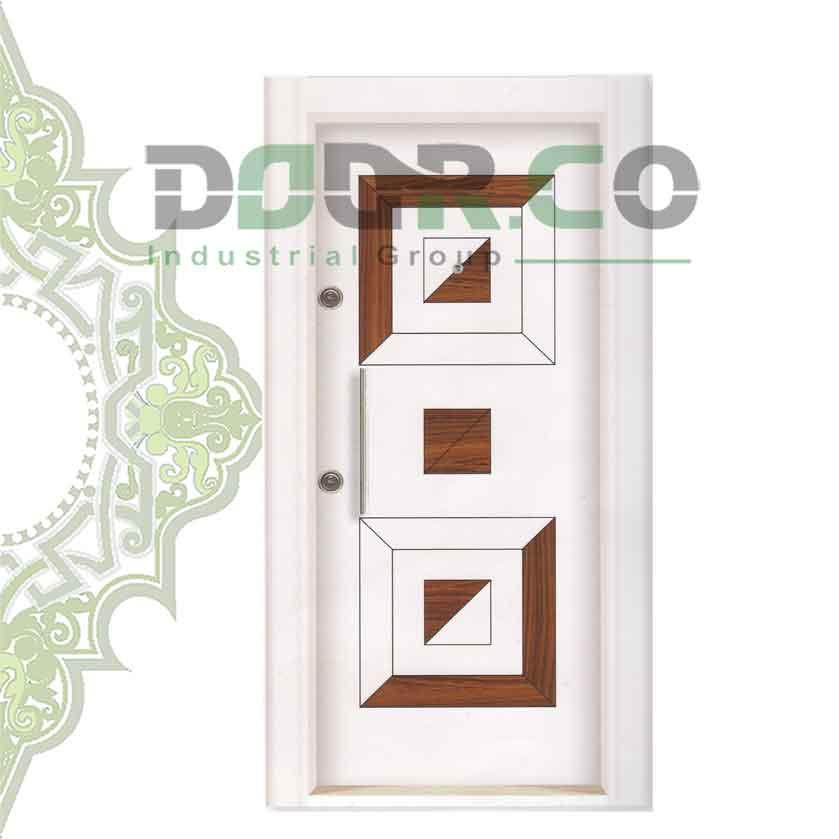 درب ضد سرقت لمینت کد 3416
