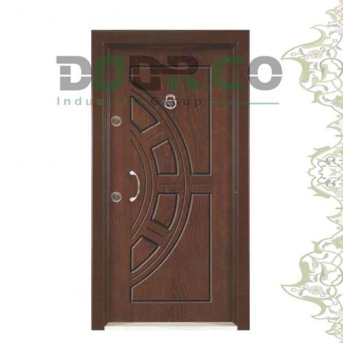 درب ضد سرقت رستیک پنل کد 3602