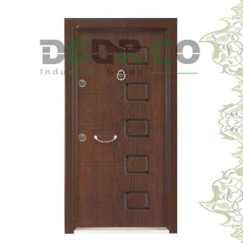 درب ضد سرقت رستیک پنل کد 3603