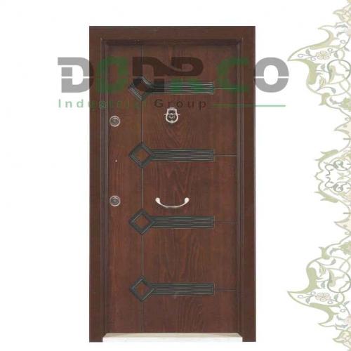 درب ضد سرقت رستیک پنل کد 3604