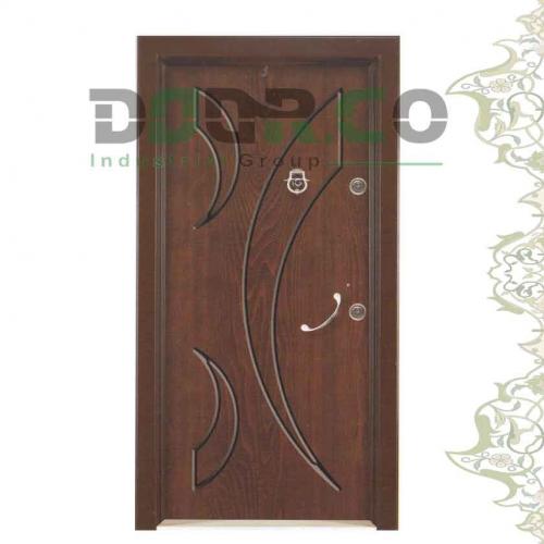 درب ضد سرقت رستیک پنل کد 3605