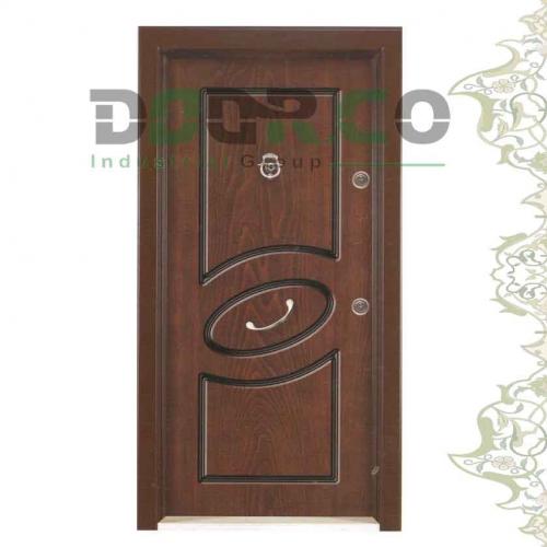 درب ضد سرقت رستیک پنل کد 3606