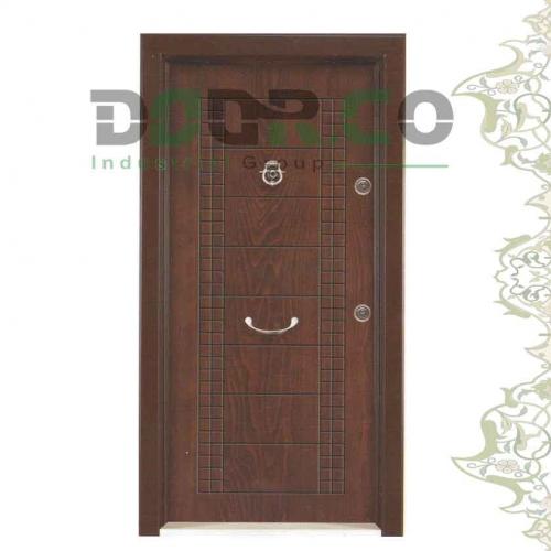 درب ضد سرقت رستیک پنل کد 3607