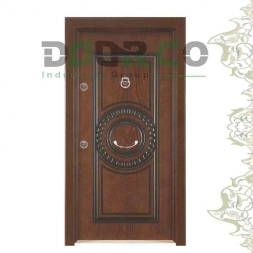 درب ضد سرقت رستیک پنل کد 3609