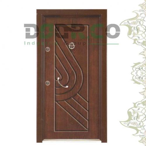 درب ضد سرقت رستیک پنل کد 3611