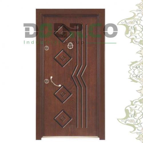 درب ضد سرقت رستیک پنل کد 3612