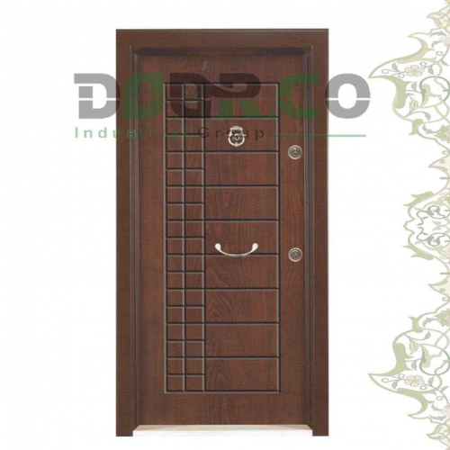 درب ضد سرقت رستیک پنل کد 3613
