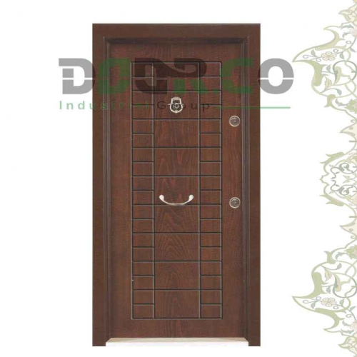 درب ضد سرقت رستیک پنل کد 3615