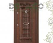 درب ضد سرقت رستیک پنل کد 3617