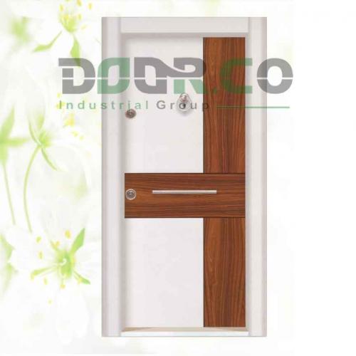 درب ضد سرقت لمینیت کد3501