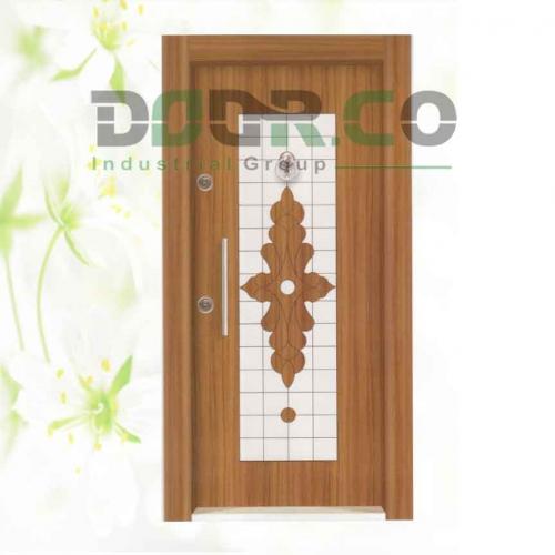 درب ضد سرقت لمینیت کد3504