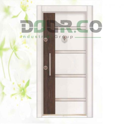 درب ضد سرقت لمینیت کد3505