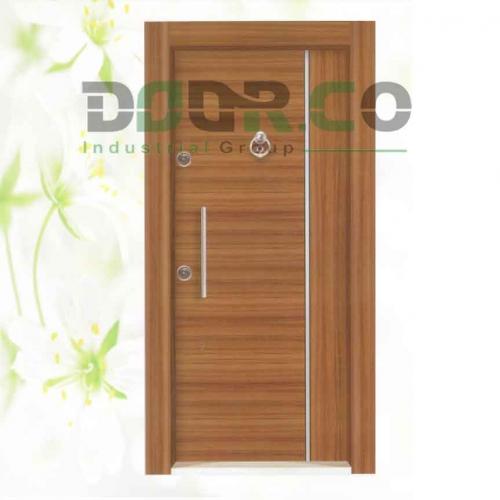 درب ضد سرقت لمینیت کد3508
