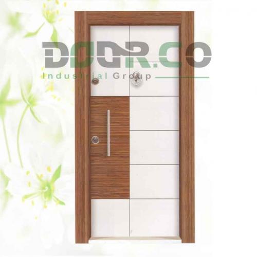 درب ضد سرقت لمینیت کد3509