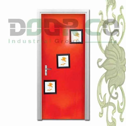 درب ضدآب ای بی اس کد 112