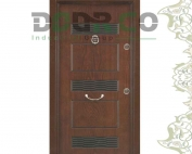 درب ضد سرقت رستیک پنل کد 3608