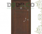 درب ضد سرقت رستیک پنل کد 3624