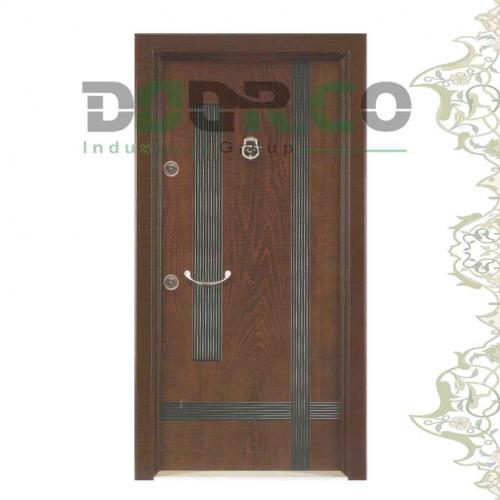 درب ضد سرقت رستیک پنل کد 3630