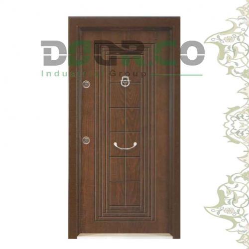 درب ضد سرقت رستیک پنل کد 3633
