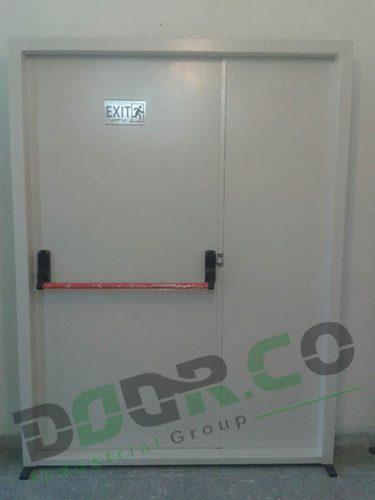 درب ضد حریق فلزی MFR03