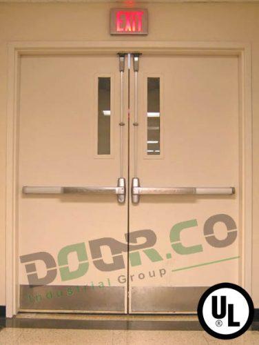 درب ضد حریق فلزی MFR07