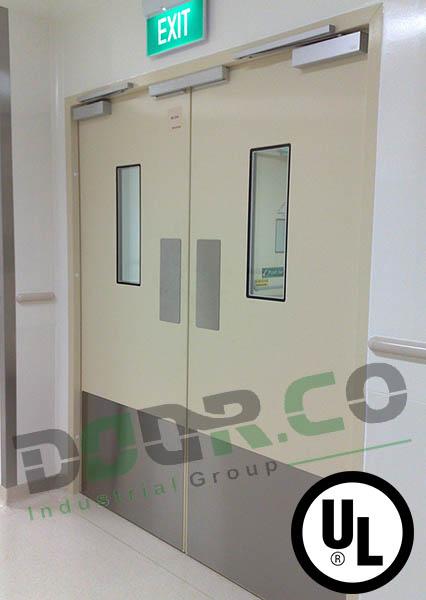 درب ضد حریق فلزی MFR08