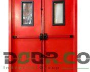 درب ضد حریق فلزی MFR05